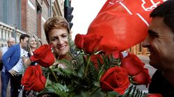 Chivite habló con los 'barones' del PSOE y ninguno está