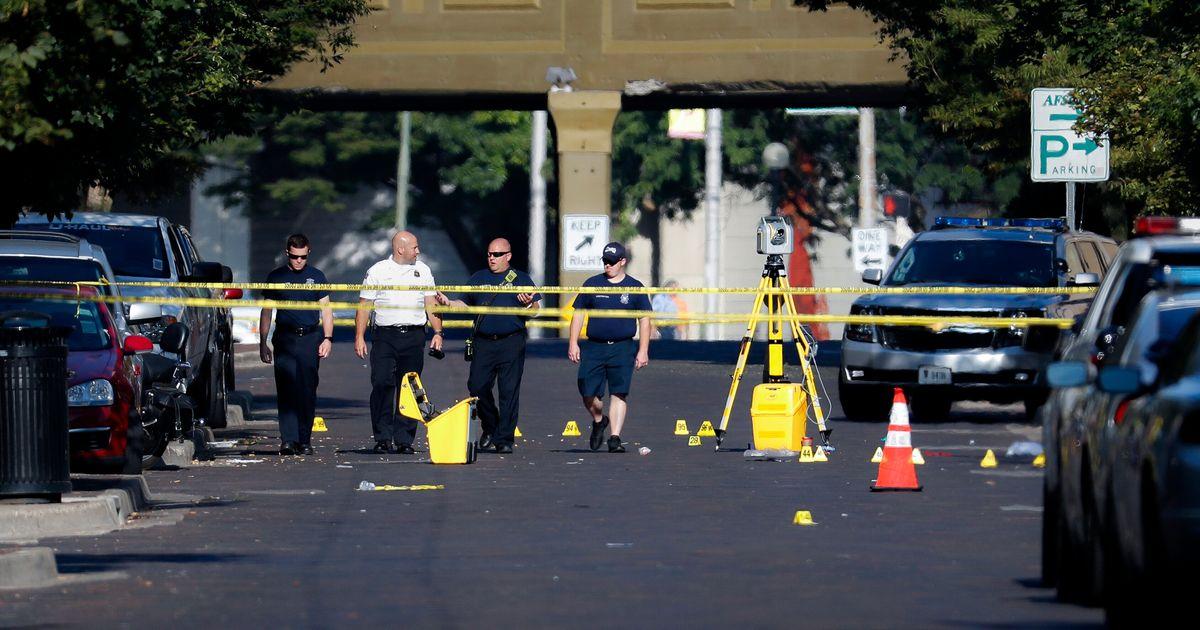 """El Paso et Dayton, """"fusillades"""" ou """"terrorisme blanc""""? Le débat ..."""