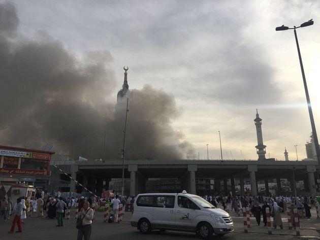 La Mecque: un incendie dans un hôtel pour hadjis algériens, pas de pertes