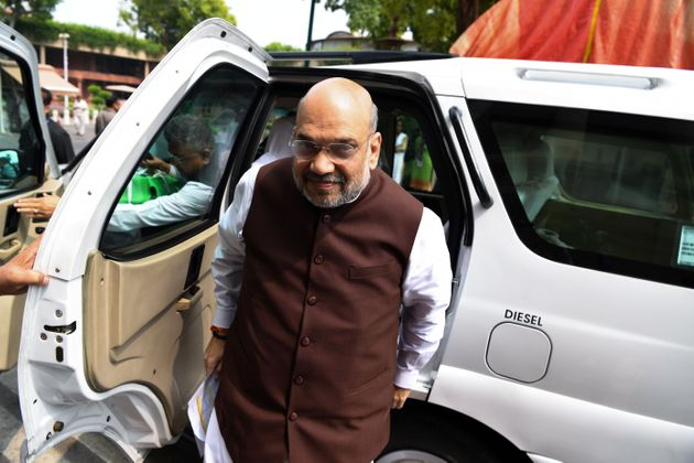 How Amit Shah Introduced Move To Scrap Article 370 In The Rajya