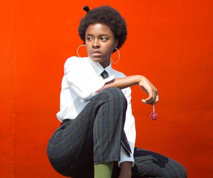 Gloria-Sherryl François, 21 ans, DJ à Montréal.