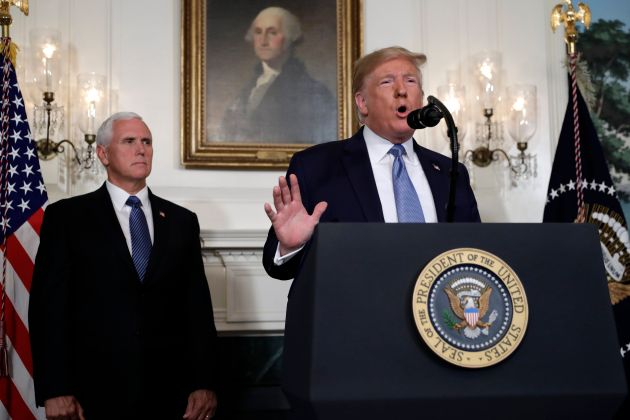 Trump Blames Everything But Guns And Himself For El Paso And Dayton Mass Shootings