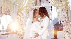Heidi Klum a épousé Tom Kaulitz... pour la deuxième