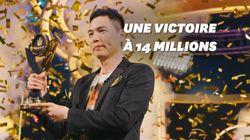Le tournoi de poker le plus cher de tous les temps remporté par un