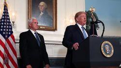 Donald Trump condamne le racisme et le suprémacisme
