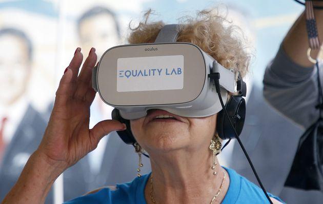 La réalité virtuelle comme remède à l'isolement des personnes