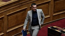 Τσίπρας στη Βουλή: Το μόνο σχέδιο που είχατε έτοιμο ήταν αυτό της άλωσης του