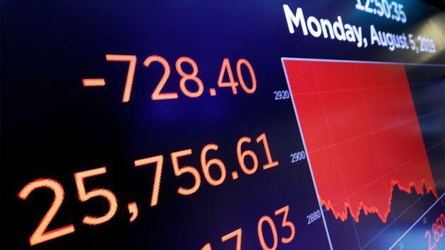 El peor día del año en Wall Street: temor por las tensiones EEUU-China