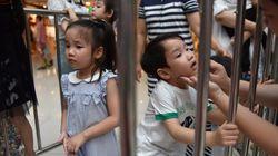 Chine: le mannequinat dès 4 ans fait