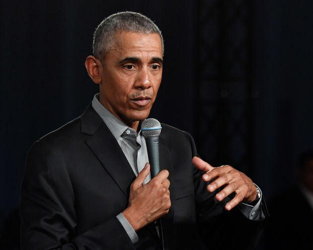 Barack Obama Calls For Gun Control, Condemns Racist Language After Mass Shootings