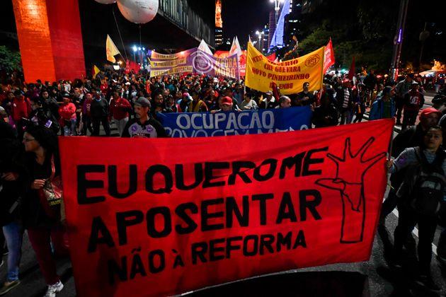 Paulistas contestam mudanças nas regras de