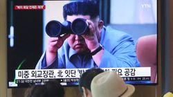 북한이 또 미상 발사체 2발을 쐈다. 그리고는 한국과 미국을