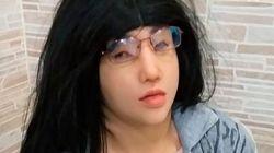 犯罪組織のボス、19歳の娘の変装で脱獄を試みる