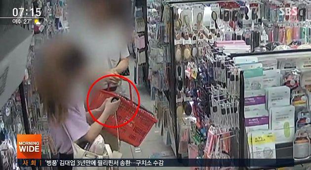 매장서 여성 치마 속 불법촬영하는 남성 잡은 시민의 정체