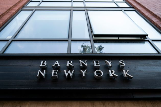 Barneys Reportedly Files For Chapter 11