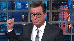 Colbert Melts A Favorite GOP Argument Against Gun
