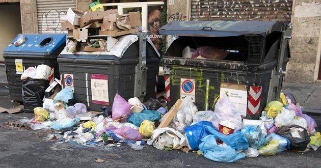 La guerra dei rifiuti sulla pelle di