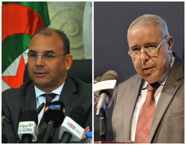 Zaalane, éphémère directeur de campagne de Bouteflika V et El Ghazi sont en
