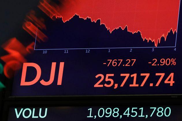 Les États-Unis et la Chine font la guerre des devises et entraînent les bourses