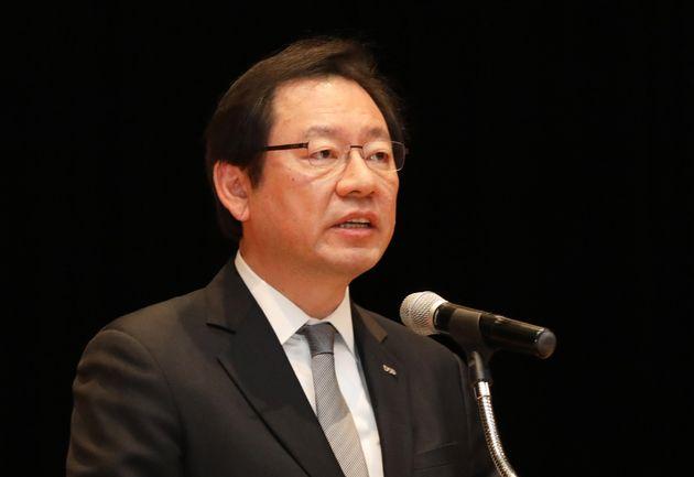 장제국 총장이 일본 신문에 밝힌 '문재인 정권이 모순에 빠진