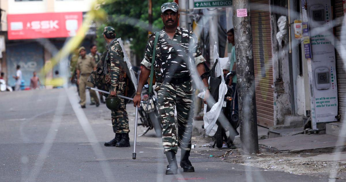 No Internet, Telephone Or TV: Kashmir Communication ...
