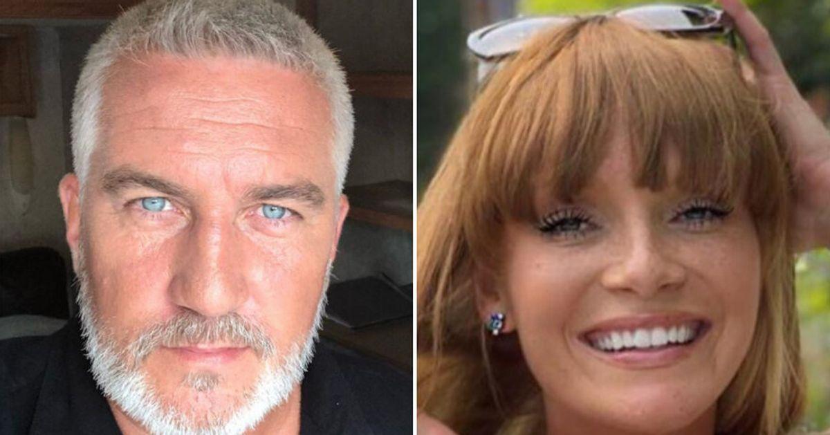 Paul Hollywood's Ex-Girlfriend Summer Monteys-Fullam Claims She's