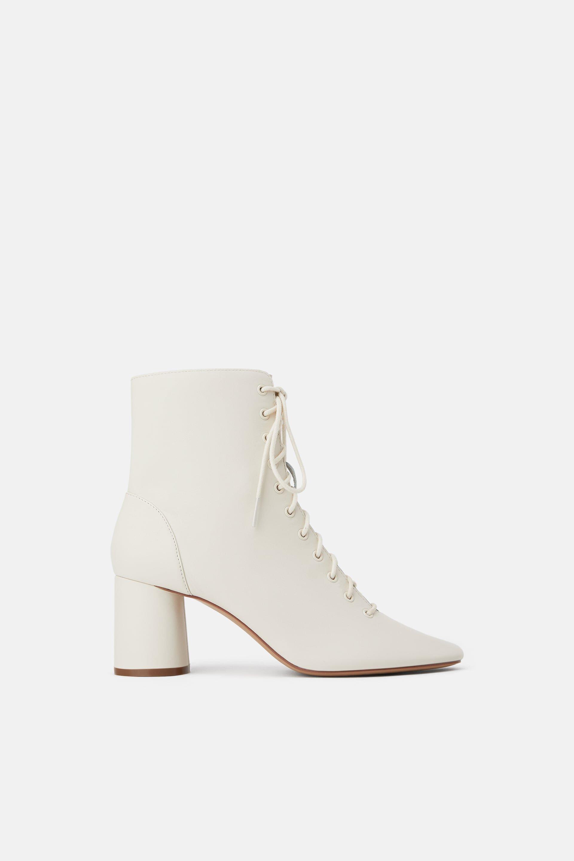 Sellout Edwardian-Style Zara Boots