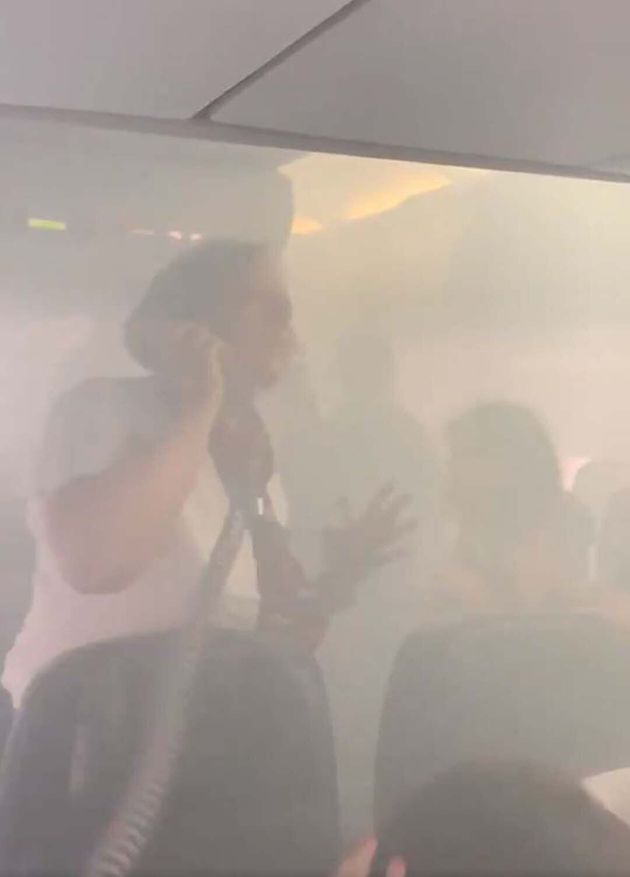 British Airways Passengers Evacuated After Cabin Filled With 'Horrible Acrid Smoke'