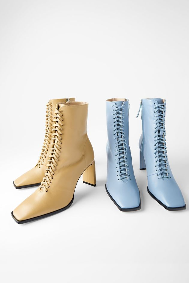 Are These Sellout Edwardian-Style Zara Boots The Shoe Of The Autumn?