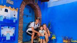 Le champion du monde Raphaël Varane en vacances à