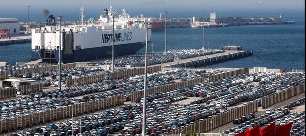 Tanger Med: Arrestation d'un Marocain pour tentative de trafic de 840kg de résine de