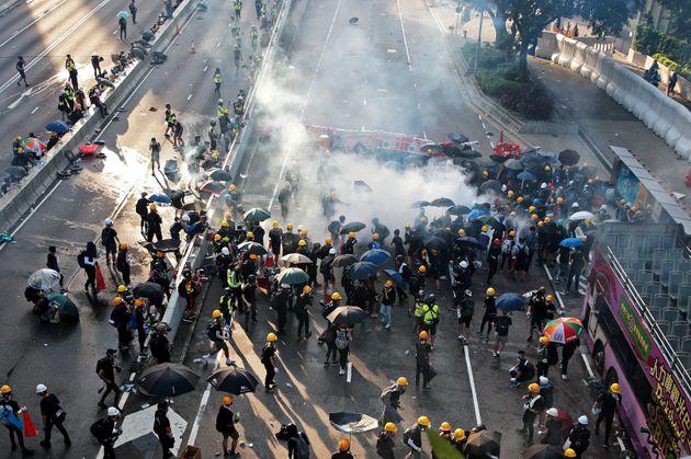 À Hong Kong, Pékin promet la mort