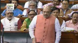 LIVE Updates: Lok Sabha Passes Jammu And Kashmir Reorganisation