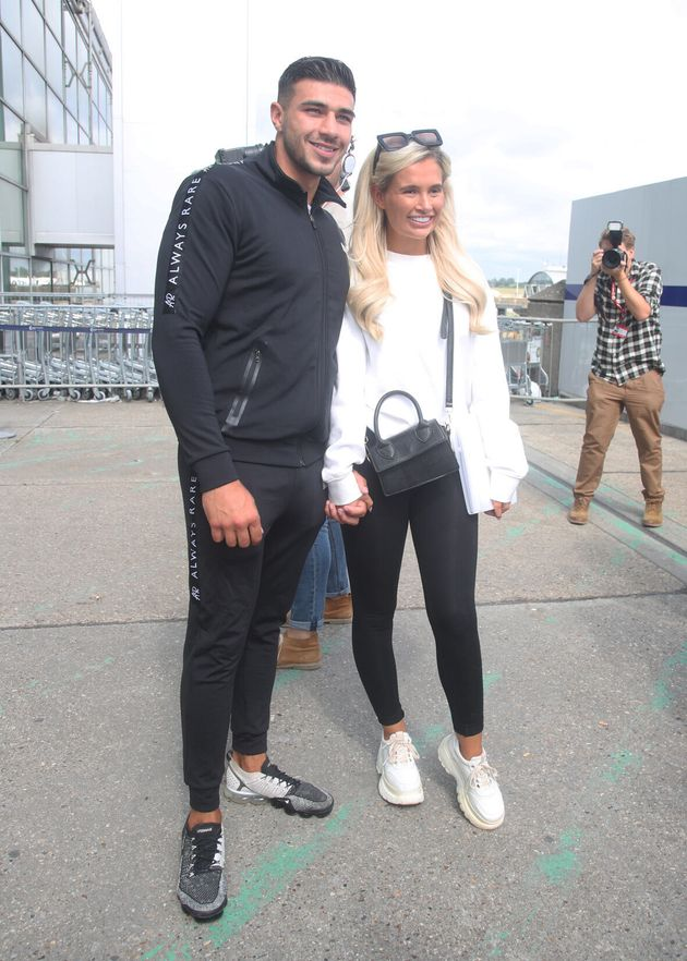 Love Islands Tommy Brands Anton Childish Over Molly-Mae Instagram Row