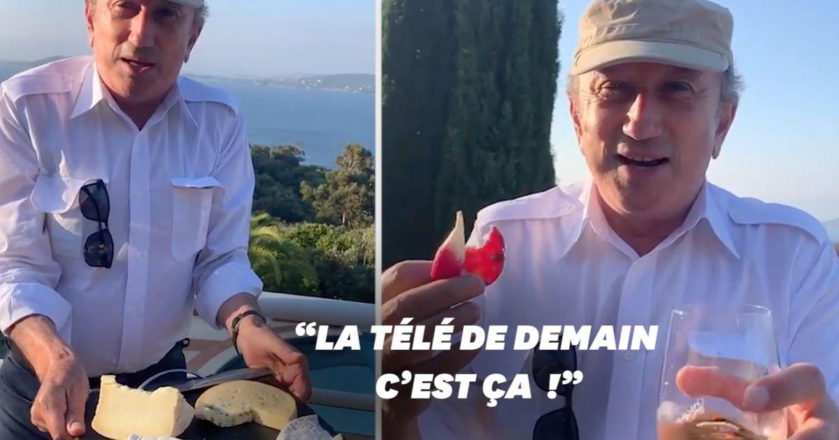 """""""La télé de demain"""" de Michel Drucker ne va pas plaire aux vegans"""