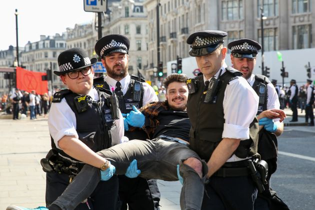 Over 1000 Extinction Rebellion Activists Were Arrested In April – This Is What Happened To Them