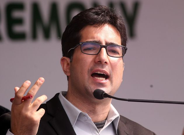 'It Was Like A Nuclear Bomb,' Shah Faesal On Aftermath Of Amit Shah's Announcement In