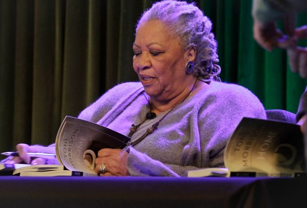 Nobel Prize-Winning Writer Toni Morrison Dies At