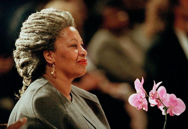 Toni Morrison, en