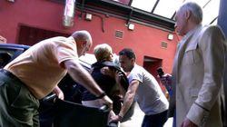 Chelo García Cortés sufre un brutal accidente en