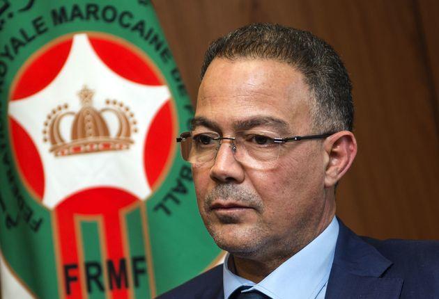 La CAF innocente Fouzi Lekjaa, accusé d'avoir agressé un