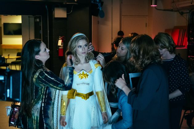 Erin Moriarty On Starlight's Heartbreaking 'The Boys' Scene And ...