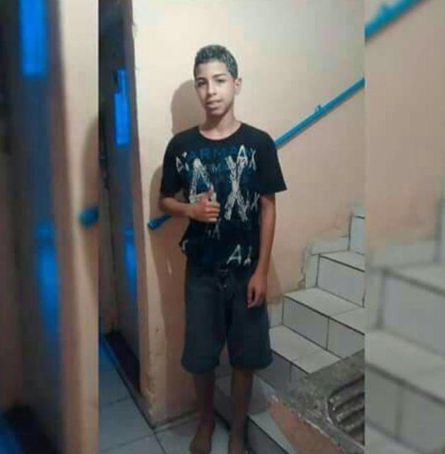Davison Lucas foi assassinado durante operação policial na Maré, zona norte do