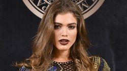 La brasileña Valentina Sampaio, primera modelo transgénero contratada por Victoria's