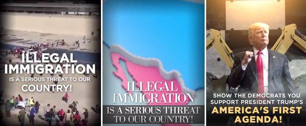 Donald Trump Ran Facebook Ads Decrying An Immigrant