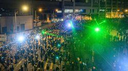 À Hong Kong, les manifestants utilisent des méthodes innovantes contre la