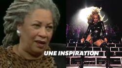 Toni Morrison était une grande source d'inspiration pour