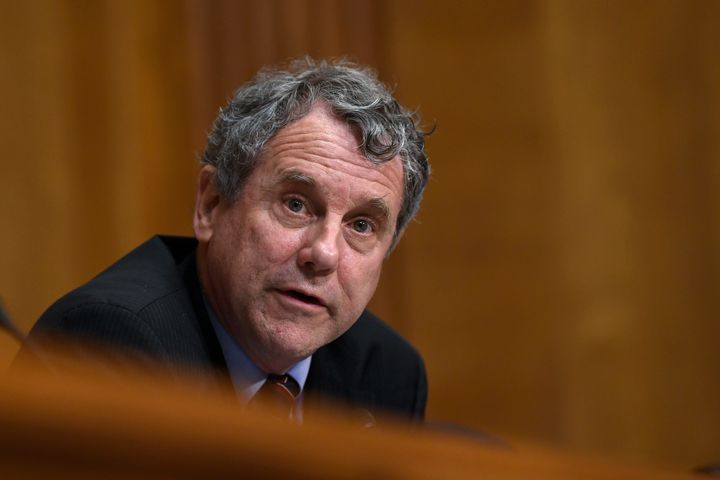 Sen. Sherrod Brown (D) won't be joining Trump in his visit to Dayton following the mass shooting there, calling on the presid
