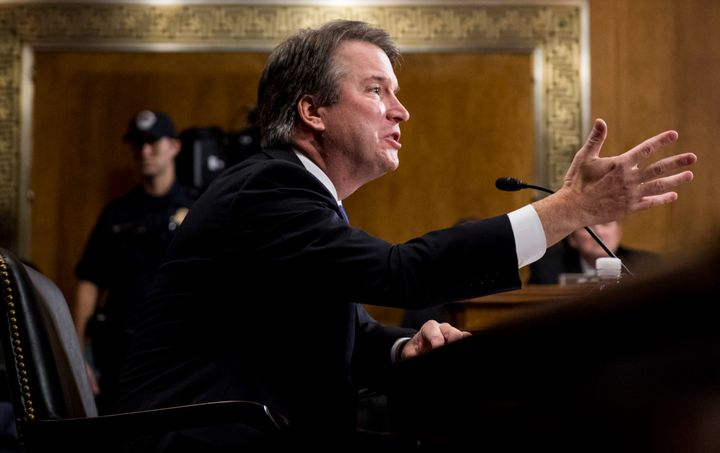Supreme Court Justice Brett Kavanaugh was confirmed by the Senate in October 2018 to fill the seat of retiring Justice Anthon