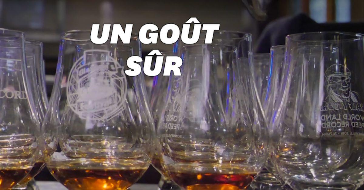 Cette langue artificielle peut analyser votre whisky mieux que personne